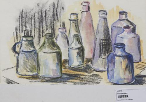 Geist in den Flaschen