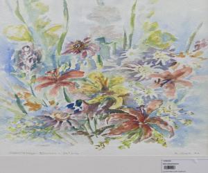 Geburtstags-Blumen