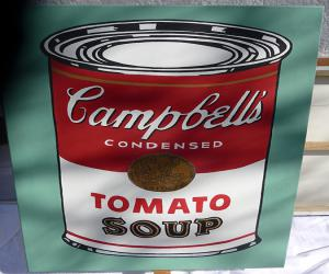 Campbell's Soup - Tomato (Kopie)